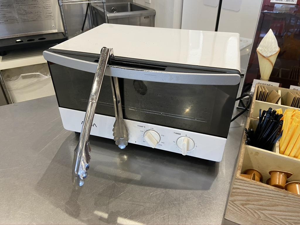 マリアージュ ドゥ ファリーヌのオーブントースター