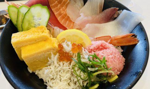 魚太郎大府 海鮮丼